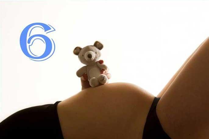✅ الحمل في الشهر السادس: أعراض، مشاكل، نصائح و أبرز ال...