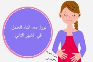 أسباب نزول دم أثناء الحمل في كل شهر طبيعي او خطر